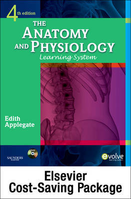 The Anatomy and Physiology Learning System - Text and Study Guide Package by Edith MS Applegate image