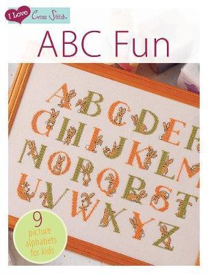 I Love Cross Stitch - ABC Fun