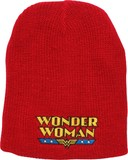 Wonder Woman Reversible Slouch Beanie