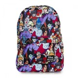 Loungefly Disney Villains Character Backpack