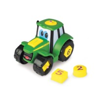 John Deere: Learn N Pop Johnny - Shape Sorting Playset