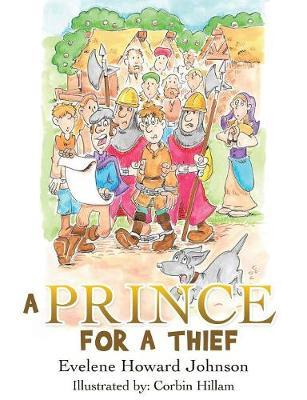A Prince for a Thief by Evelene Howard Johnson image