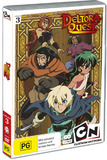 Deltora Quest: Escape from the Monster Vraal (Collection 3) (2 Disc Set) on DVD