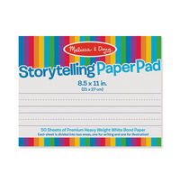 Melissa & Doug: Storytelling Paper Pad
