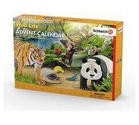 Schleich : Advent Calendar Wild Life 2018