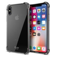iLuv: Gelato Ultra-Thin Case - For iPhone X (Black)