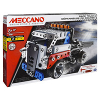 Meccano: Race Truck Building Kit image
