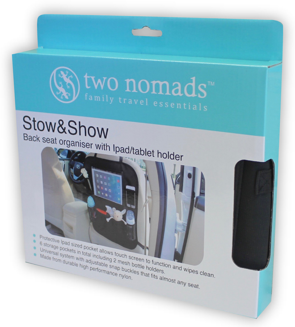 Two Nomads: Stow & Show image