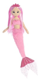 Sea Sparkles: Mermaid - Ice Shimmer Pink (45cm)