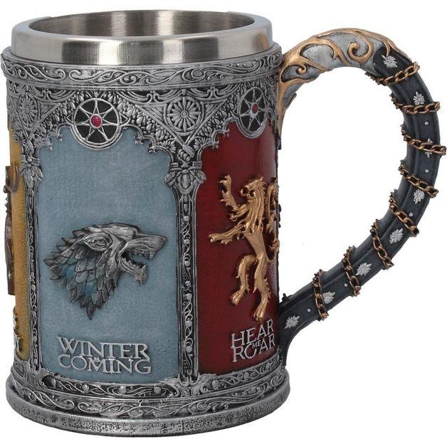 Game of Thrones: Sigil Tankard (14cm)