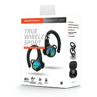 Plantronics: BackBeat Fit 3200 Earphones - Black image