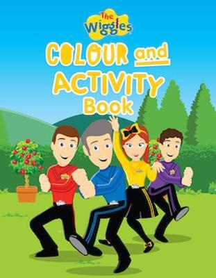 The Wiggles: Colour and Activity Book