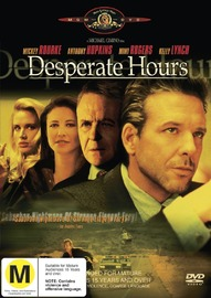 Desperate Hours on DVD image