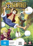 One Piece (Uncut) Collection 13 - Episodes 157-169 on DVD