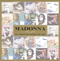 The Complete Studio Albums 1983-2008 (11CD) by Madonna image