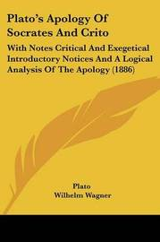 the uniqueness in the readings of the apology of socrates and crito