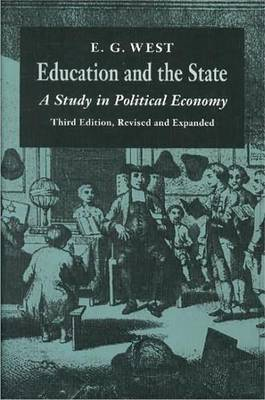 Education and the State by Edwin G West