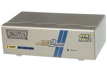 Digitus Video Splitter 400MHz - 2 Way