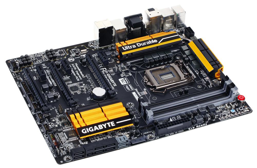 Gigabyte GA-Z97X-UD7 TH Intel Z97 Motherboard