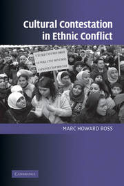 Cambridge Studies in Comparative Politics by Marc Howard Ross image