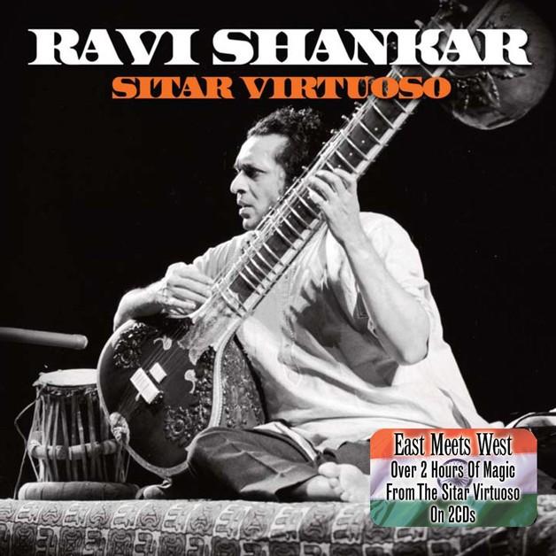 Sitar Virtuoso by Ravi Shankar