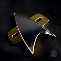 Star Trek Voyager: Communicator Badge