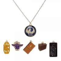 Fantastic Beasts - Charm Necklace