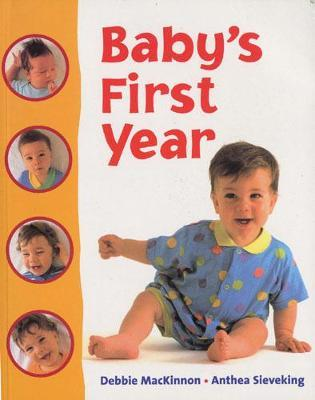 Baby's First Year by Debbie MacKinnon image