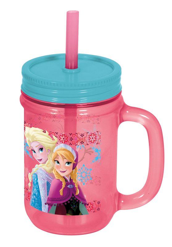 Disney Frozen Mason Jar