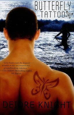 Butterfly Tattoo by Deidre Knight