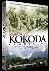 Kokoda Frontline on DVD