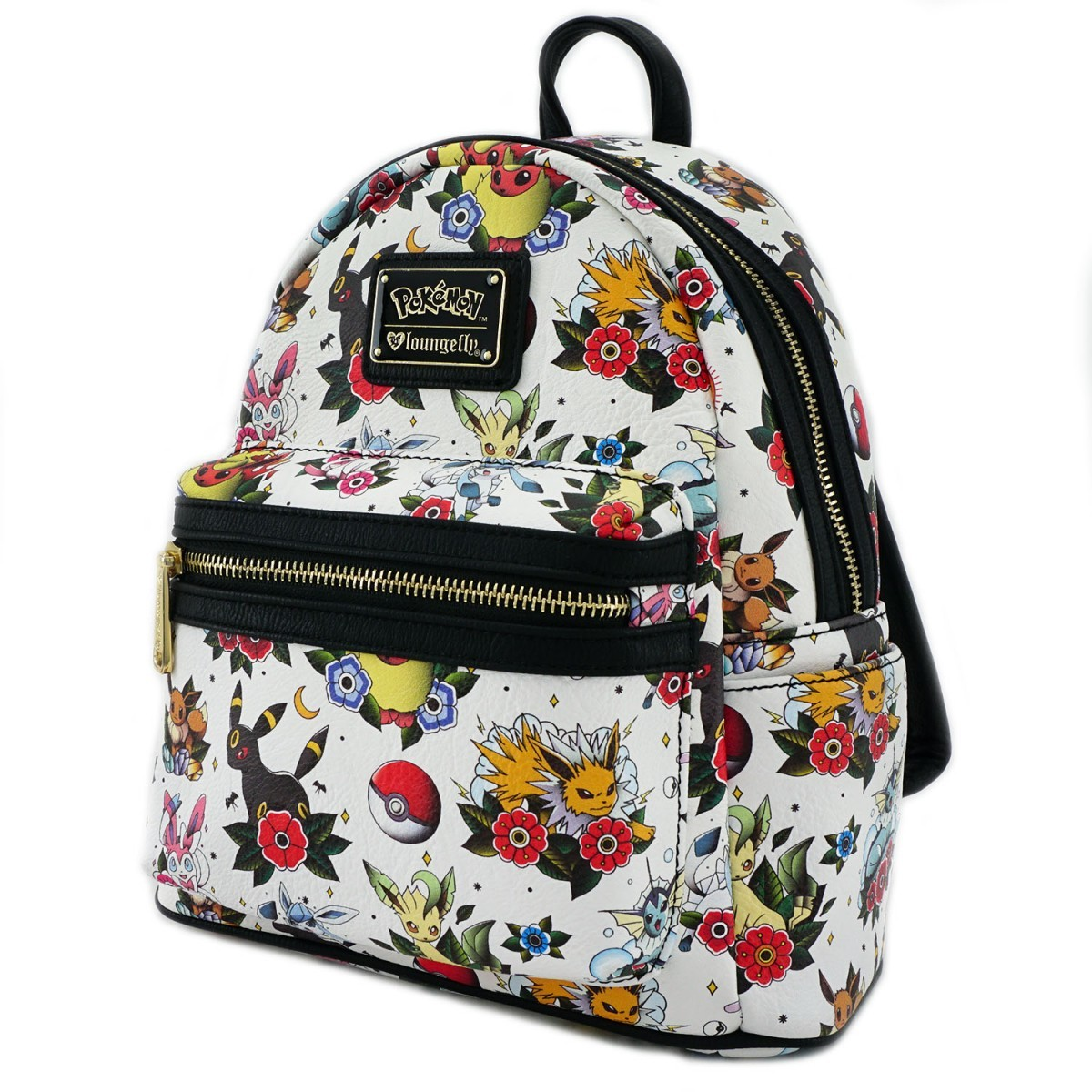 Eevee Evolutions - Tattoo Mini Backpack   Women s   at Mighty Ape ... a2a180b510