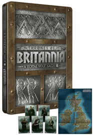 A Total War Saga: Thrones of Britannia Limited Edition for PC Games
