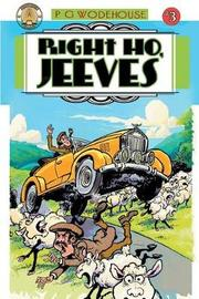 Right Ho, Jeeves #3 by P.G. Wodehouse
