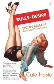 Rules Of Desire by Cate Haste image