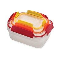 Joseph Joseph: NestLock Storage 3-Piece Set (Multicoloured)