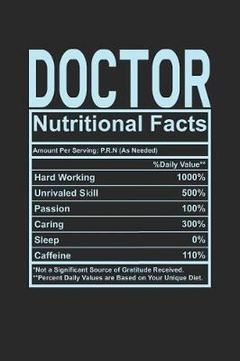 Doctor Nutritional Facts by Dennex Publishing image