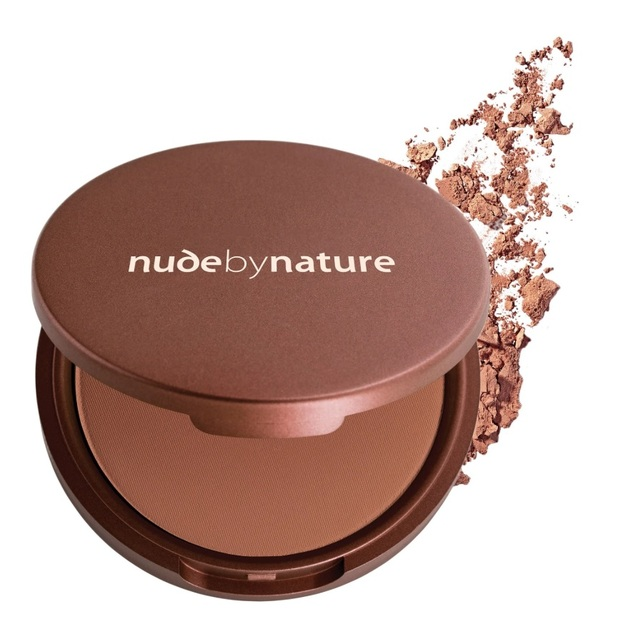 Nude By Nature: Mineral Pressed Powder - Bronzer (10g)