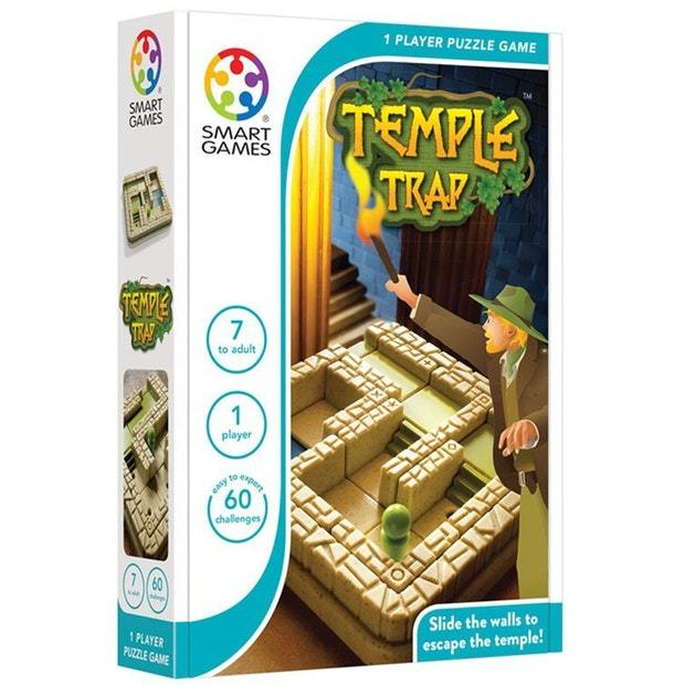 Smart Games: Temple Trap - Puzzle Game