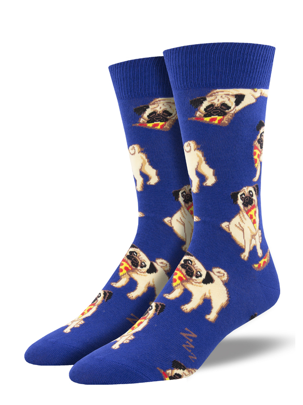 Socksmith: Man's Best Friends - Blue