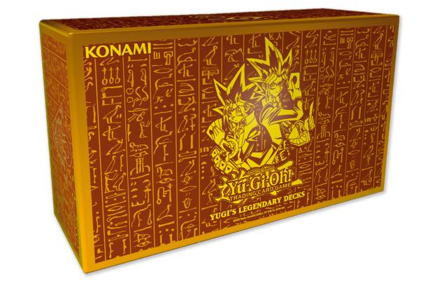 Yu-Gi-Oh! Yugi's Legendary Decks (Reprint Edition)