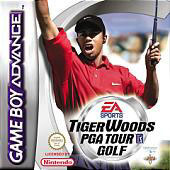 Tiger Woods PGA Tour Golf for GBA