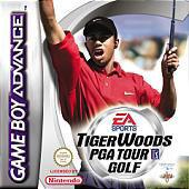 Tiger Woods PGA Tour Golf for Game Boy Advance