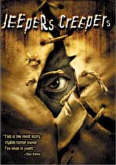 Jeepers Creepers on DVD