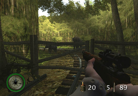 Medal of Honor: Rising Sun for PlayStation 2 image