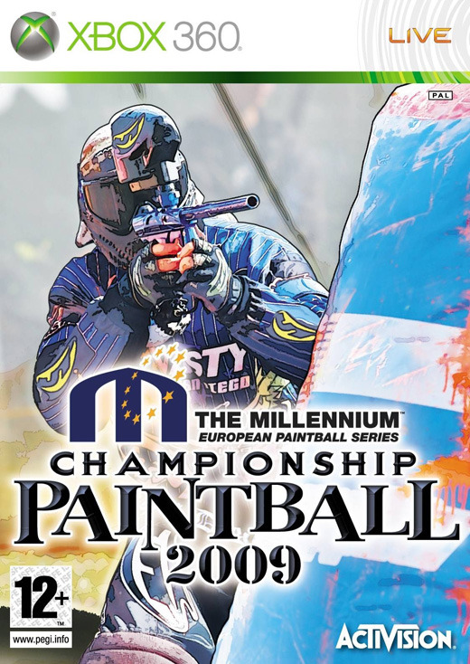 Millenium Series Championship Paintball 2009 (AKA NPPL Championship Paintball 2009) for Xbox 360