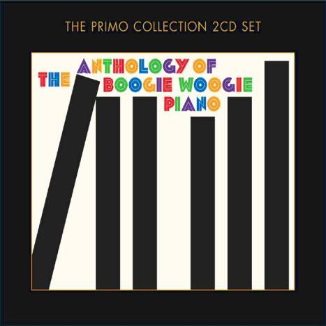 The Anthology Of Boogie Woogie Piano (2CD) by Various