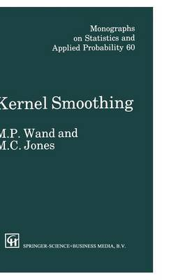 Kernel Smoothing by M.P. Wand