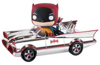 Batman 1966 - Batmobile (Chrome) Pop! Vinyl Vehicle