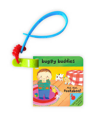 Little Peekaboo Buggy Buddies: Red, Blue, Peekaboo!